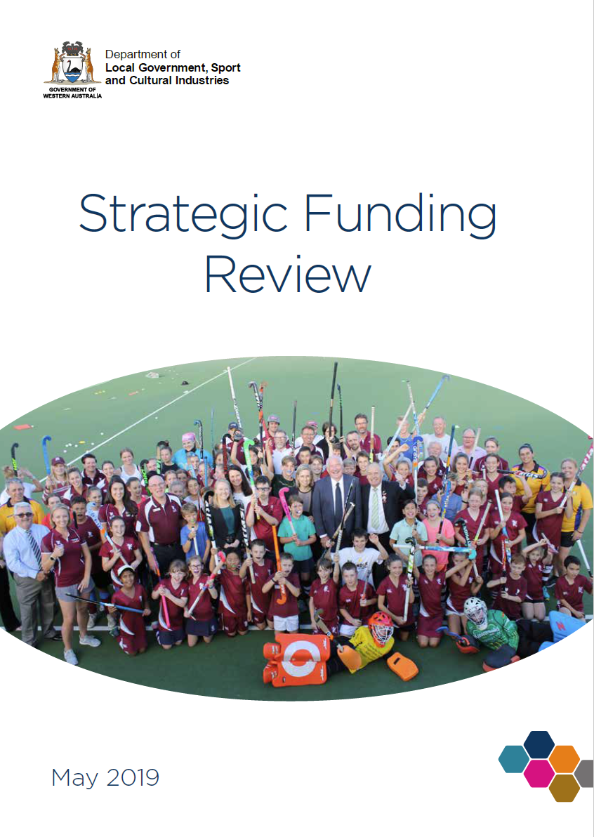 Strategic Funding REview cover